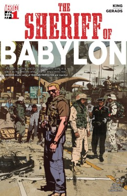 The Sheriff of Babylon 001