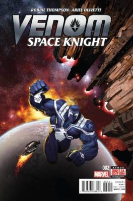 VENOM SPACE KNIGHT #002