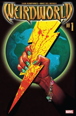 Weirdworld #001