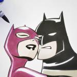 batman catwoman twitter