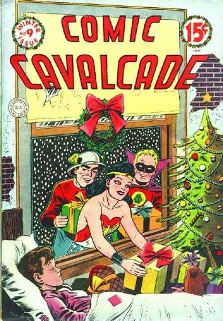 comic cavalacade 9