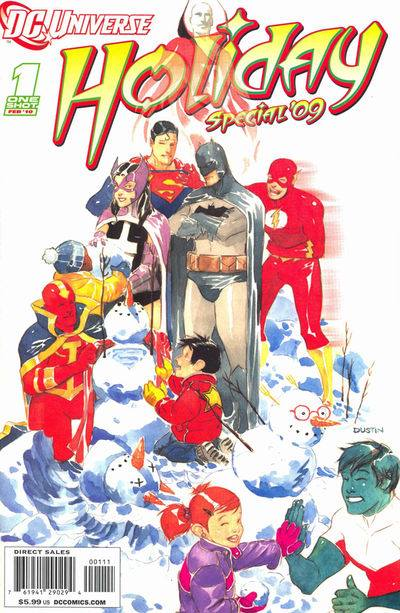 holiday special 09 dustin nguyen