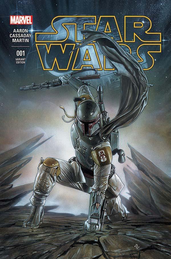 star wars 1 Adi Granov Variant