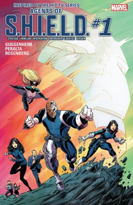 Agents of SHIELD 001