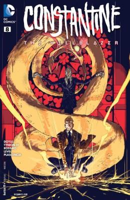 Constantine The Hellblazer 008