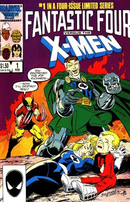 Fantastic_Four_vs._the_X-Men_Vol_1_1