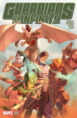 Guardians of Infinity 002