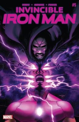 Invincible Iron Man 005