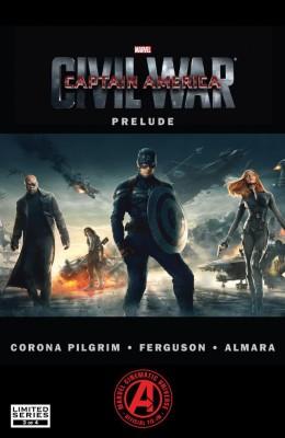 Marvel's Captain America Civil War Prelude 003
