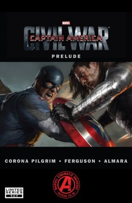 Marvel's Captain America Civil War Prelude 004