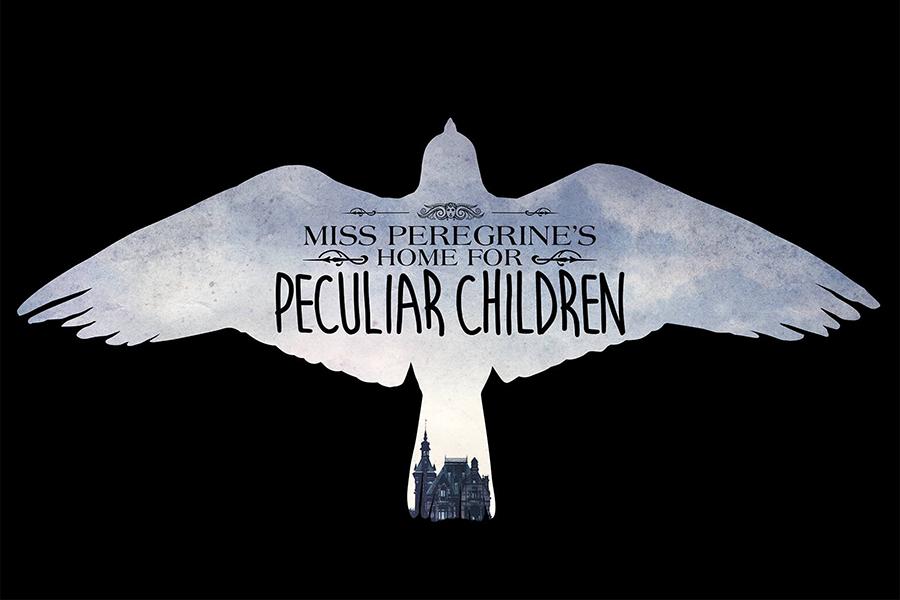 Miss Peregrine movie logo
