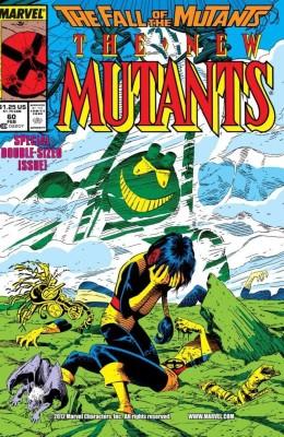 New Mutants 060