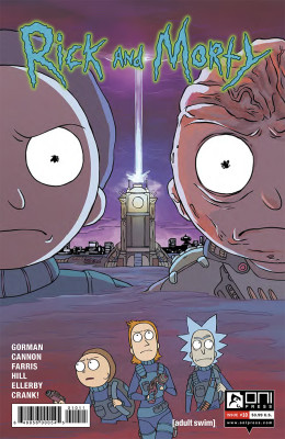 Rick and Morty 010