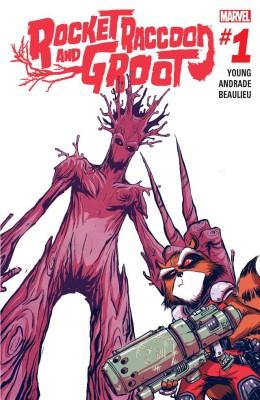 Rocket Raccoon and Groot 001