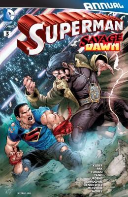 SUPERMAN ANNUAL #003