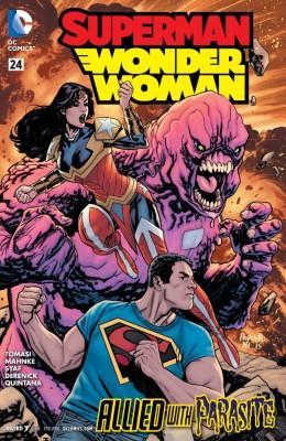 SUPERMAN - WONDER WOMAN #024