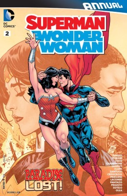 SUPERMAN - WONDER WOMAN ANNUAL #002