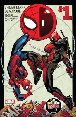 Spider-Man - Deadpool 001