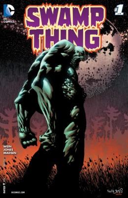 Swamp Thing 001