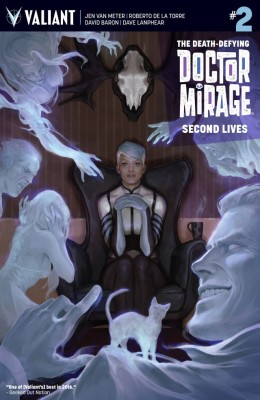 The Death-Defying Doctor Mirage Second Lives 002