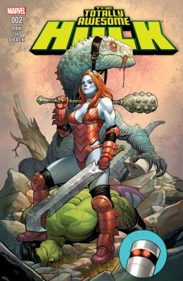 The Totally Awesome Hulk 002