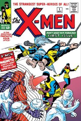 Uncanny X Men 001