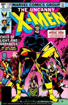 Uncanny X Men 136