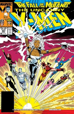 Uncanny X-Men 227