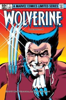 Wolverine 001