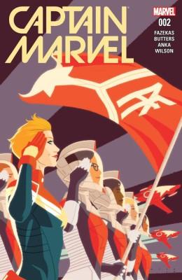 Captain Marvel 002