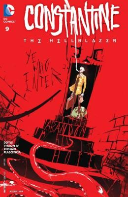 Constantine The Hellblazer 009