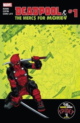 Deadpool & The Mercs for Money 001
