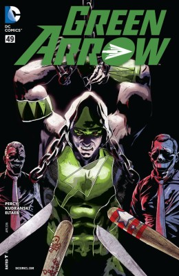 Green Arrow 049