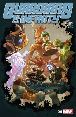 Guardians of Infinity 003