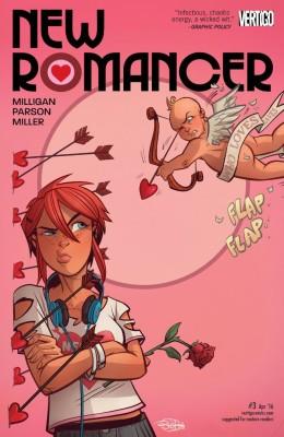 New Romancer 003