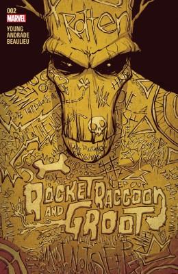 Rocket Raccoon and Groot 002