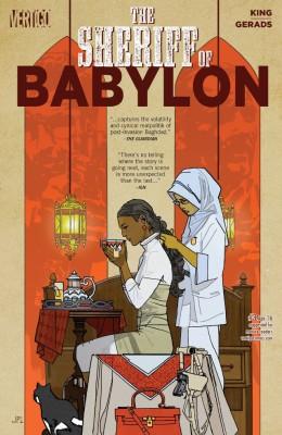 The Sheriff of Babylon 003