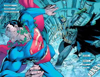Batman 612 - Batman v Superman