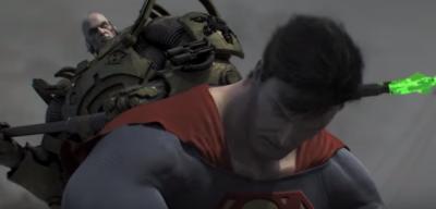 DCUO Lanza de Kryptonita