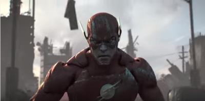 DCUO Lanza de Traje de Flash