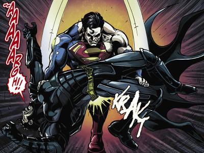 Injustice - Superman vs Batman