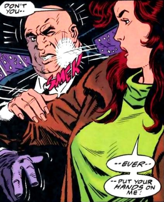 Lois Lane - Lex Luthor Speeding Bullets