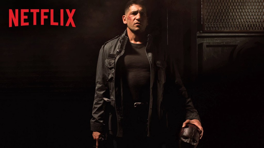 Marvel's Daredevil - Character Artwork Punisher