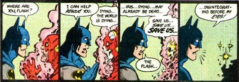 Batman Flash COIE