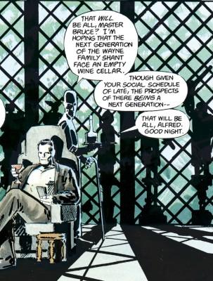 Batman - The Dark Knight Returns Alfred