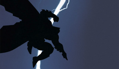 Dark Knight Returns rayo