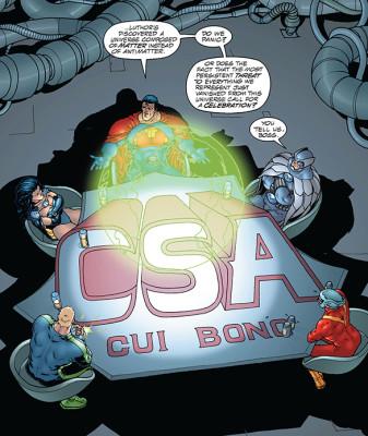 La CSA en todo su esplendor