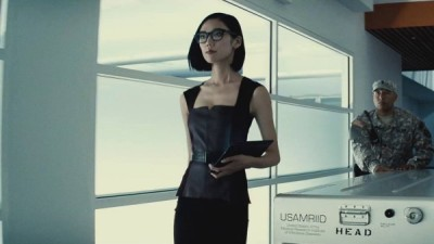 Mercy Graves BvS