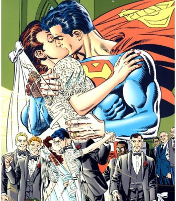 superman-wedding