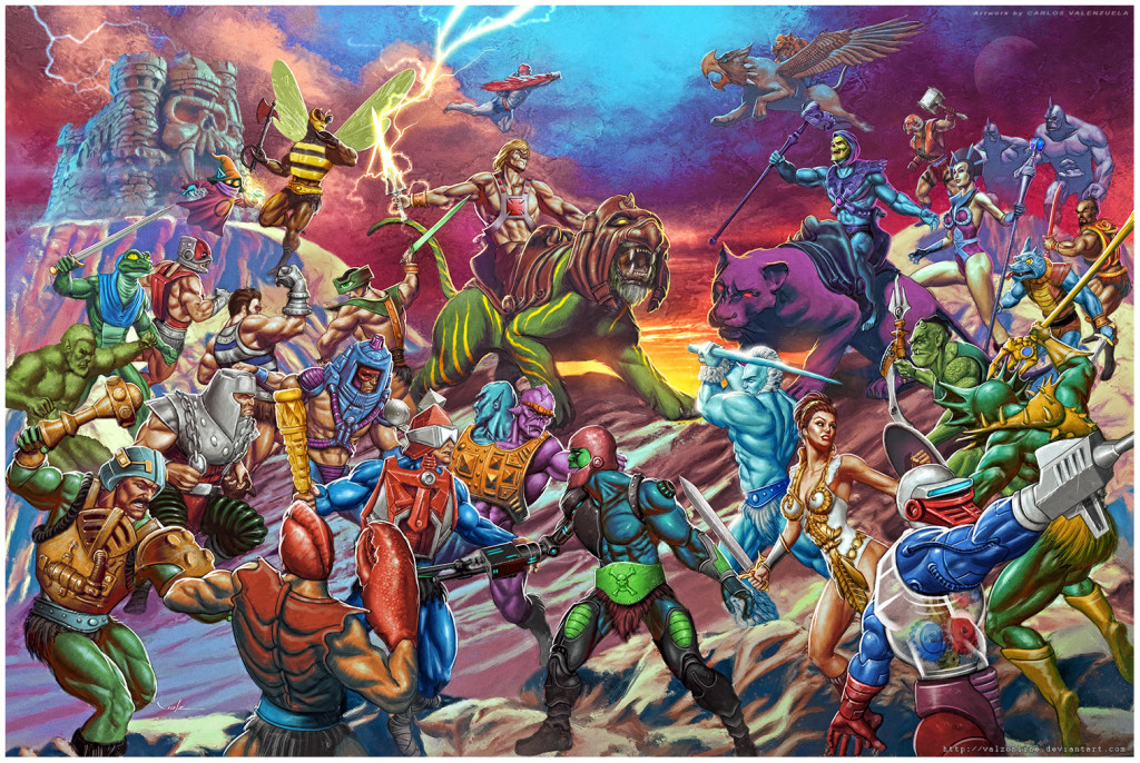 Masters of the Universe - Valz